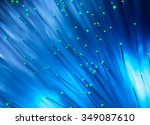 abstract optical fibers | Shutterstock . vector #349087610
