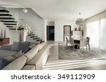 Interior Of A Modern Apartment  ...
