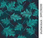 fashion seamless creative art... | Shutterstock . vector #349158200