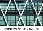 Modern Window Of Building With...