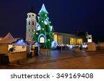 Vilnius  Lithuania   December...