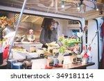 milan  italy   november 7 ... | Shutterstock . vector #349181114