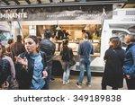 milan  italy   november 7 ... | Shutterstock . vector #349189838