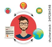 elearning and education graphic