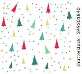 christmas   Shutterstock .eps vector #349301840