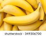 Closeup Of A Bundle Of Bananas...