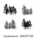 tree | Shutterstock . vector #349337720