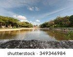 lake park garden | Shutterstock . vector #349346984