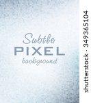 abstract vertical subtle pixel...   Shutterstock .eps vector #349365104