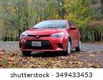Oregon  Usa   Nov 13  2015  Red ...