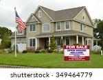 American Flag Pole Real Estate...