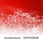 snowflake background.  holiday... | Shutterstock . vector #349543808