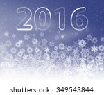 snowflake background.  holiday... | Shutterstock . vector #349543844