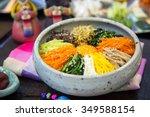 Rice Korean Food