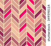 herringbone purple seamless...   Shutterstock .eps vector #349598114