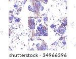 fractal abstraction   Shutterstock . vector #34966396