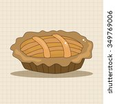 pie theme elements   Shutterstock .eps vector #349769006
