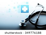 healthcare and medicine. | Shutterstock . vector #349776188