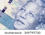 Small photo of Mandela Money South african hundred rand