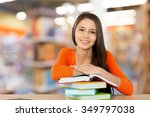 high school student. | Shutterstock . vector #349797038