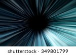 zoom effect background with... | Shutterstock . vector #349801799