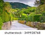 chiran  kagoshima  japan at the ... | Shutterstock . vector #349928768
