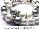 Pearl Designer Costume Jewelery ...