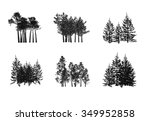 tree | Shutterstock . vector #349952858