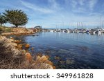 Historic Monterey Harbor And...