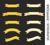 ribbons | Shutterstock .eps vector #349993268