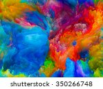 colors of imagination series.... | Shutterstock . vector #350266748