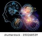 integers of us series....   Shutterstock . vector #350268539