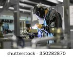 industrial worker with