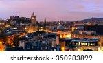 Edinburgh City View Panorama A...