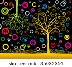 Colorful Dream. Landscape....