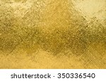 gold texture glitter background  | Shutterstock . vector #350336540