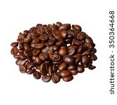 Small photo of ���¡ioccolato ���¡annella (gourmet coffee) on white background.