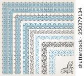 Decorative Seamless Islamic...