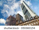 frankfurt  germany   jan 10 ... | Shutterstock . vector #350383154