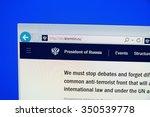 saransk  russia   december 12 ...   Shutterstock . vector #350539778