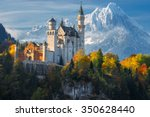 Germany. Famous Neuschwanstein...