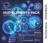 hud background outer space....