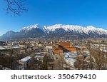 innsbruck austria  ... | Shutterstock . vector #350679410