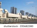 st. petersburg flood prevention ... | Shutterstock . vector #350682380