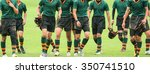 rugby | Shutterstock . vector #350741510