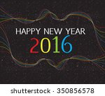 happy new year background  | Shutterstock .eps vector #350856578