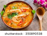 Prawn And Lemon Grass Soup Wit...