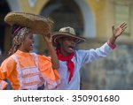 cartagena   colombia   dec 20   ... | Shutterstock . vector #350901680