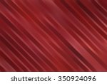 elegant abstract diagonal red... | Shutterstock . vector #350924096