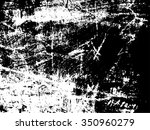 grunge dust speckled sketch... | Shutterstock .eps vector #350960279